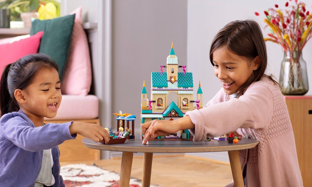 lego disney minifigurki
