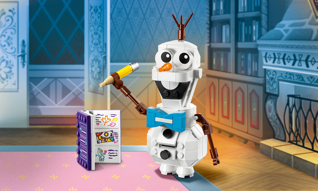 LEGO Disney Frozen 2 Olaf