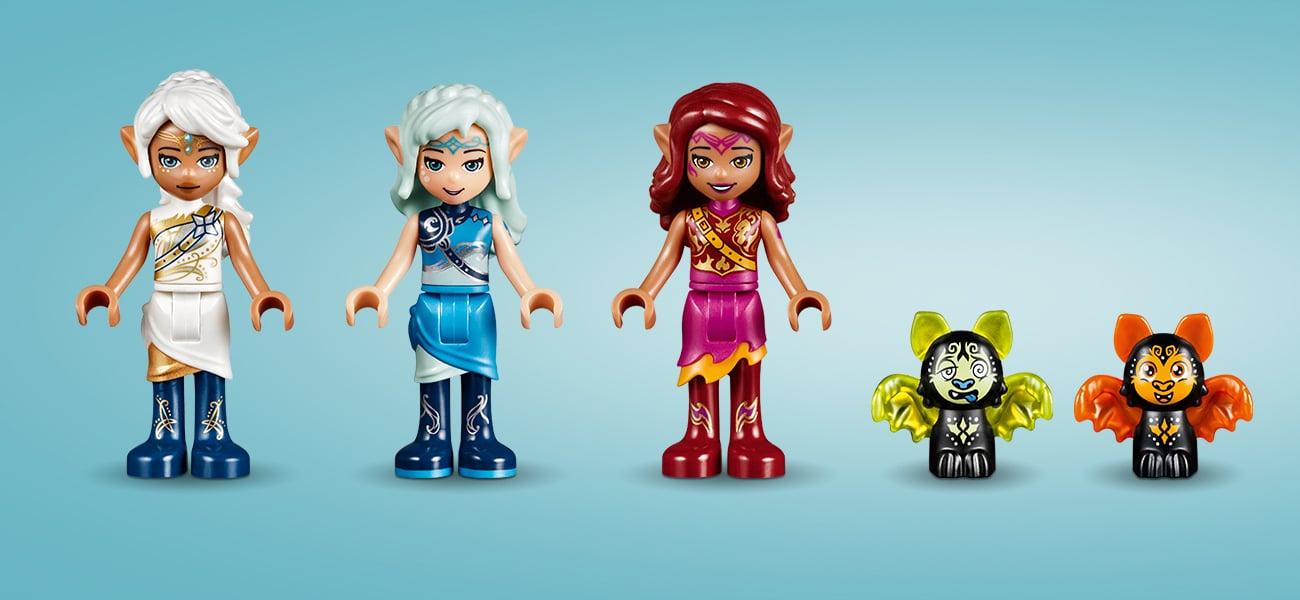 klocki lego dla dziewczynki