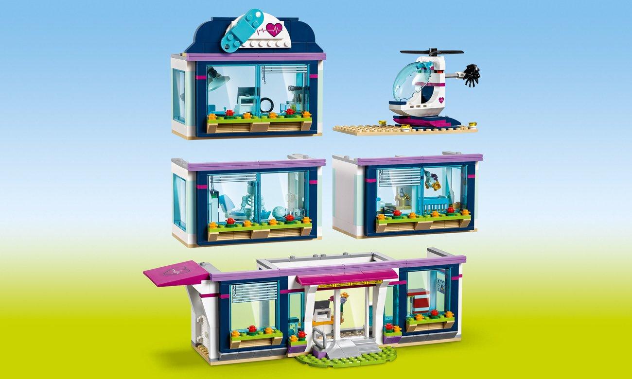lego friends szpital