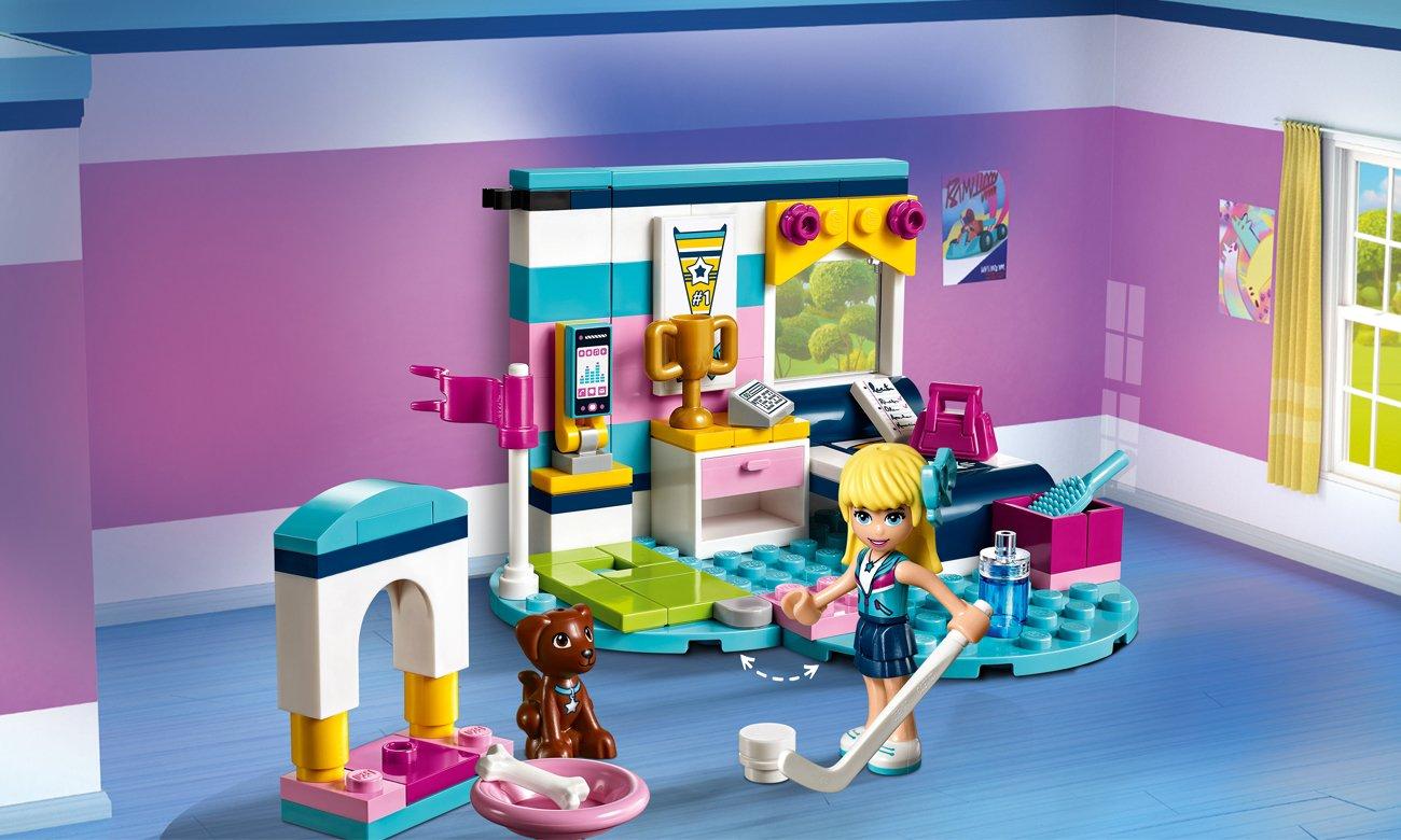 LEGO® Friends Sypialnia Stephanie