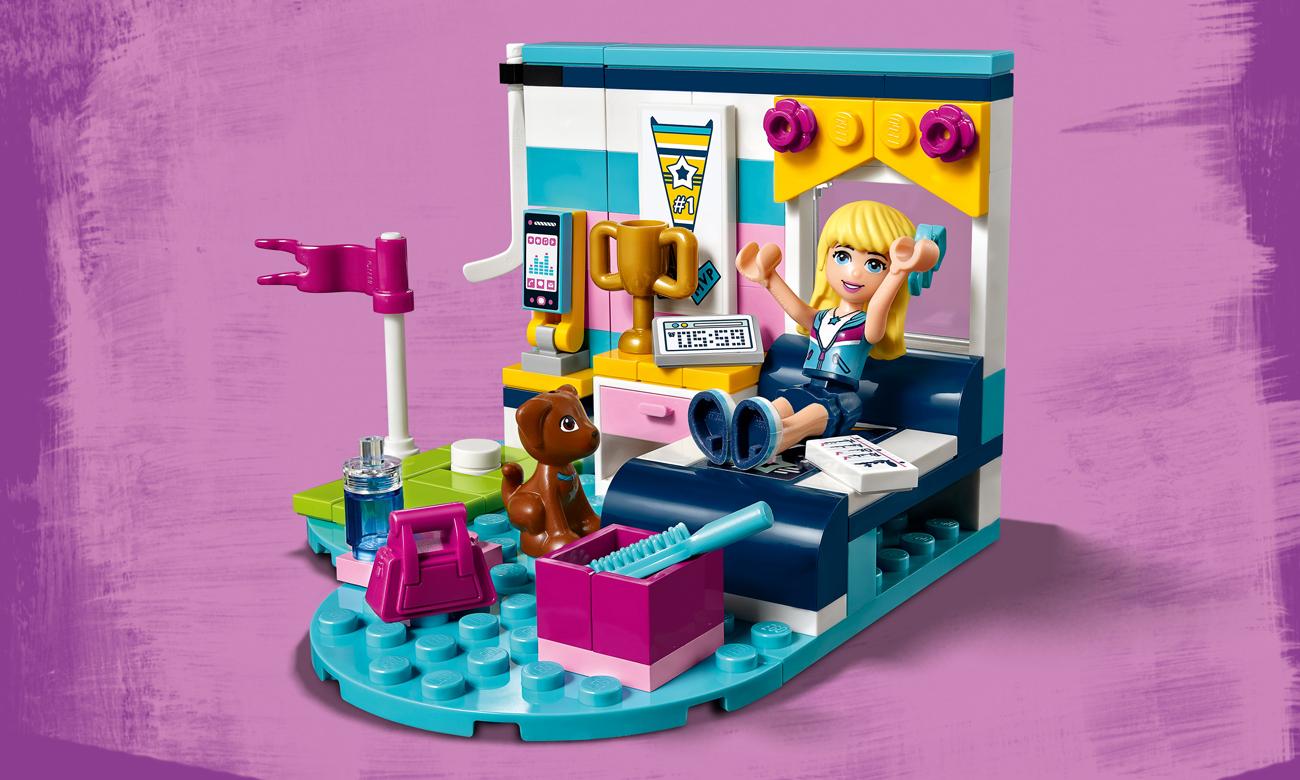 klocki LEGO® dla dziewczynki