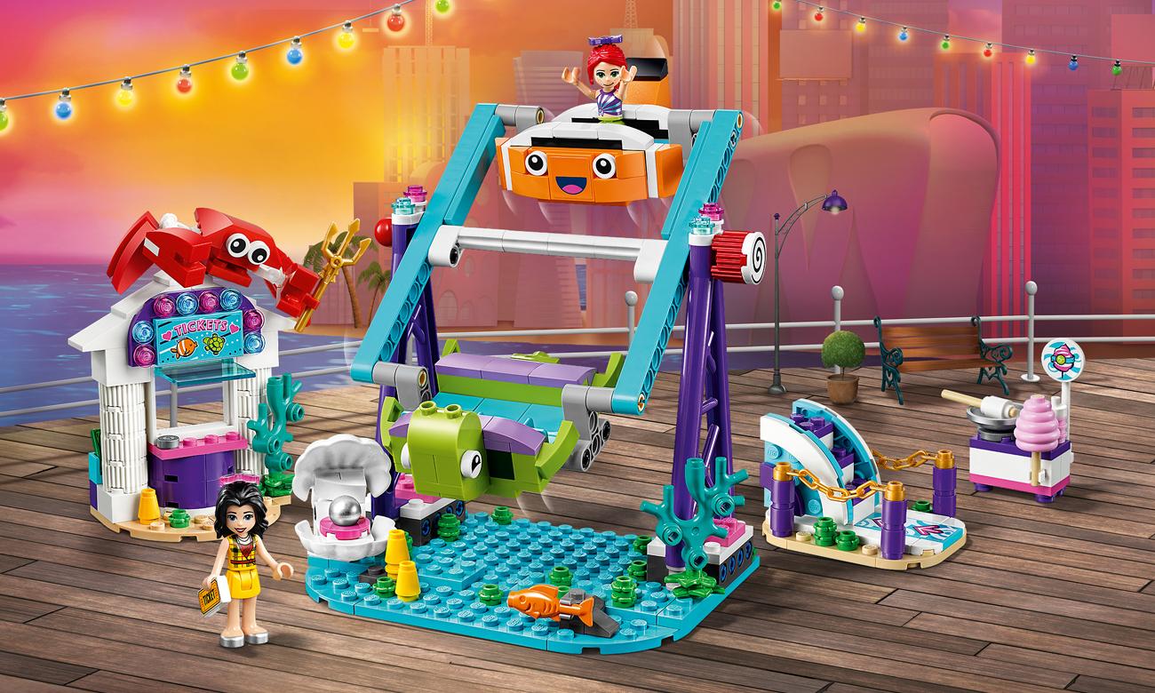 LEGO Friends Podwodna Frajda