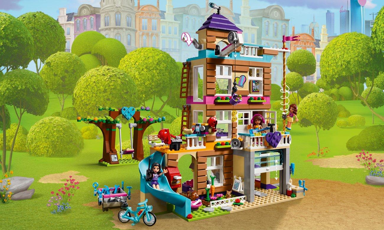 LEGO Friends Dom przyjaźni