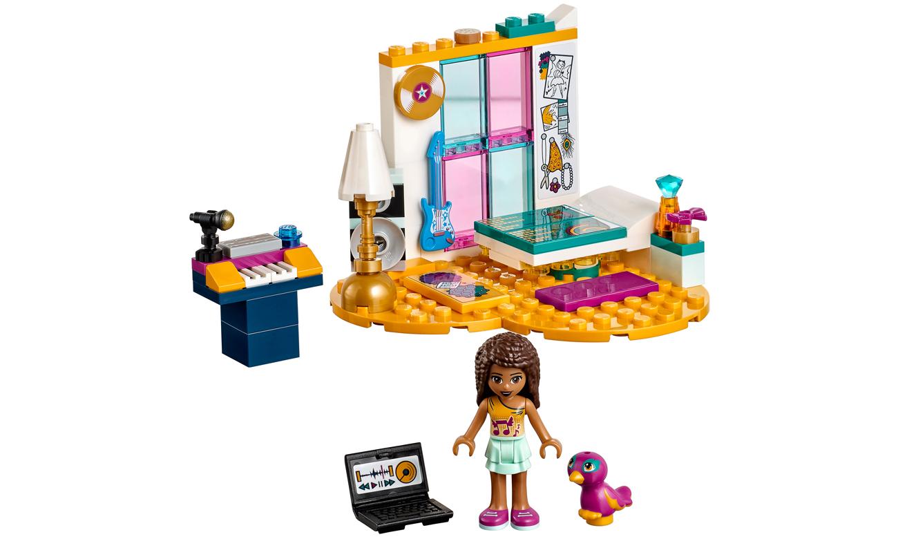 Lego Friends Sypialnia Andrei Klocki Lego Sklep Internetowy Alto