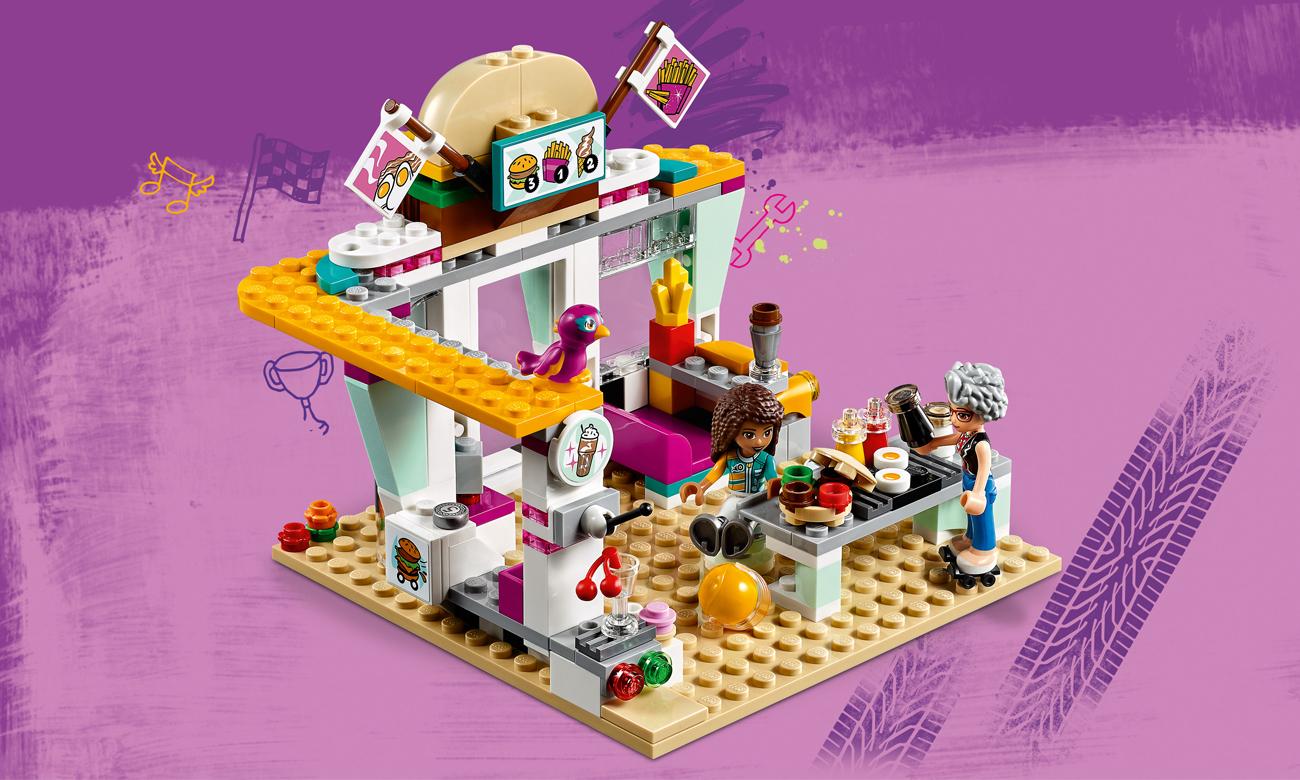 lego friends zestaw