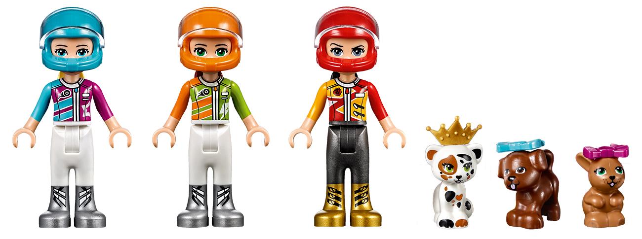 Lego Friends Dzień Wielkiego Wyścigu Klocki Lego Sklep