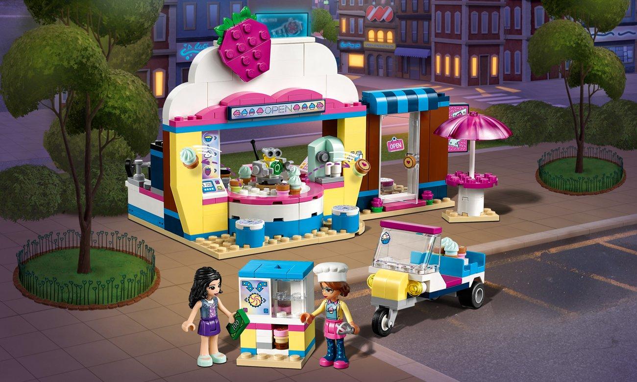 LEGO Friends Cukiernia z babeczkami Olivii