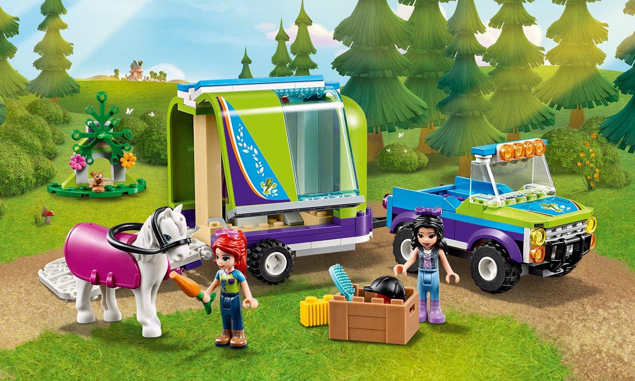 LEGO Friends Przyczepa dla konia Mii
