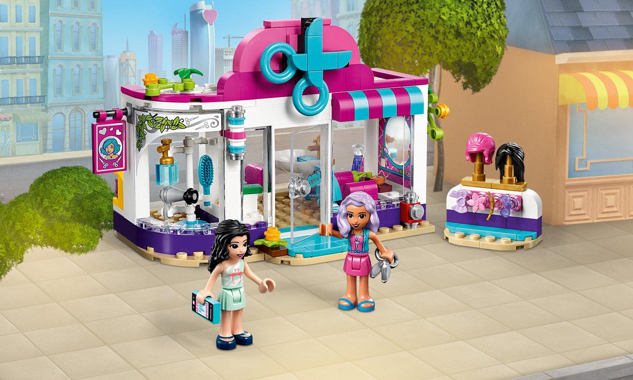 LEGO Friends Salon fryzjerski w Heartlake