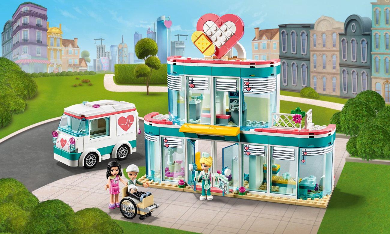 LEGO Friends Szpital w Heartlake