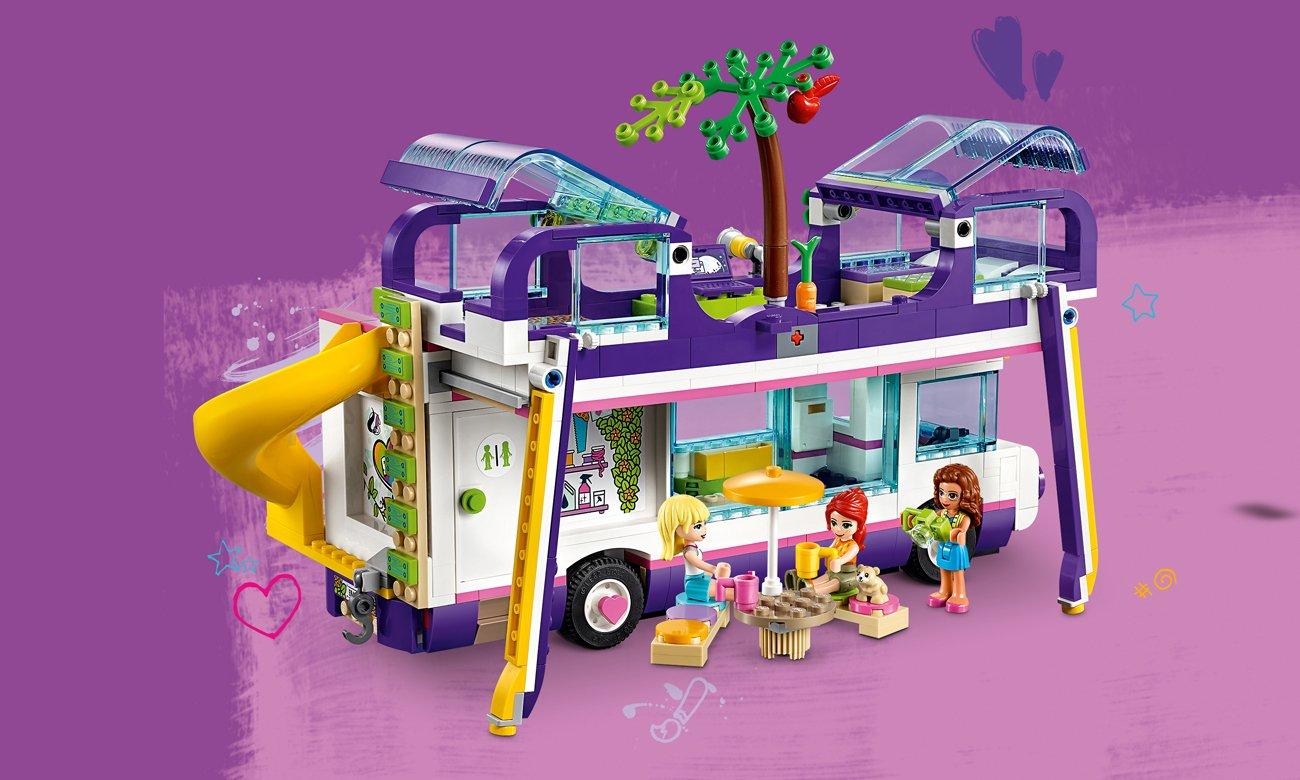 lego friends autobus