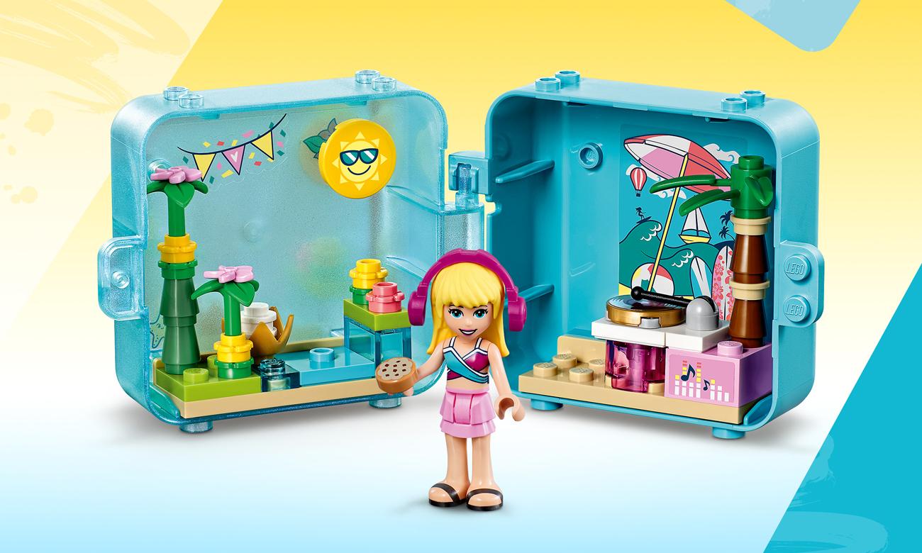 LEGO Friends Letnia kostka do zabawy Stephanie