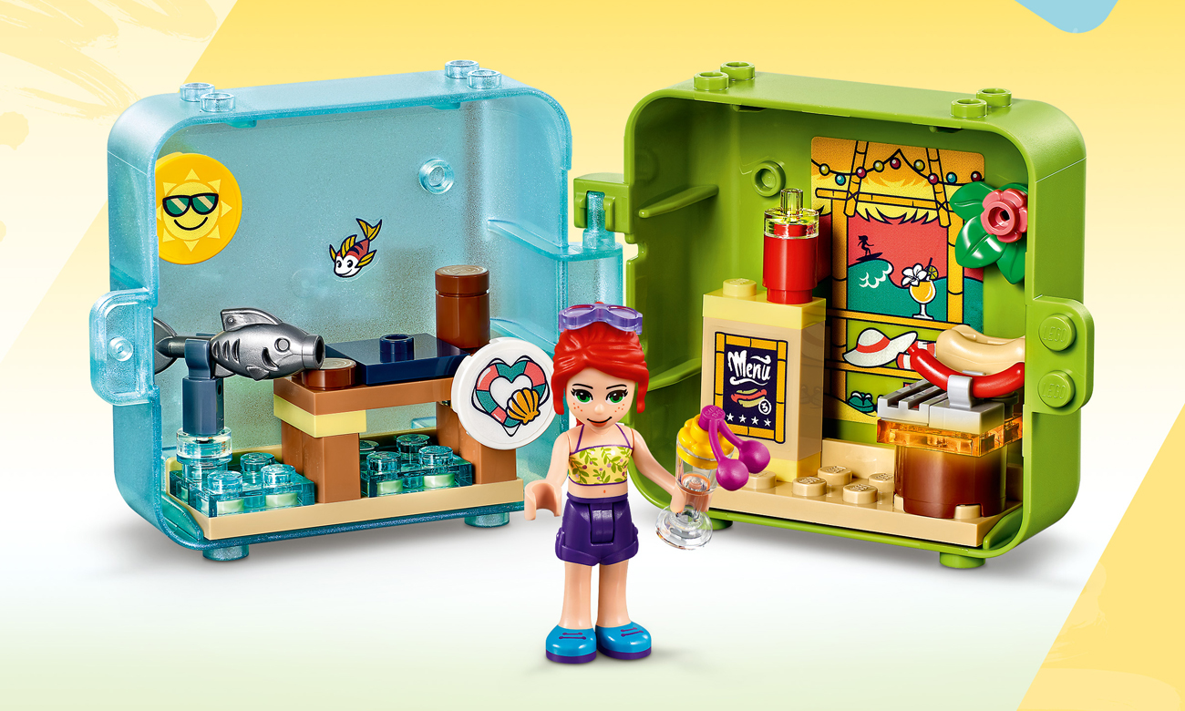 LEGO Friends Letnia kostka do zabawy Mii
