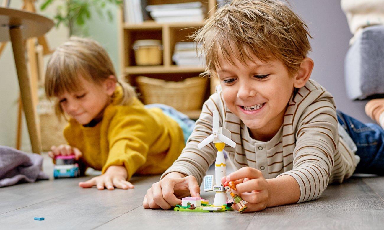 lego friends zestaw ze zwierzętami