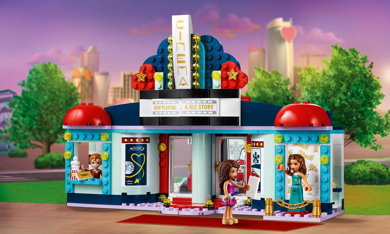 LEGO Friends Kino w Heartlake City