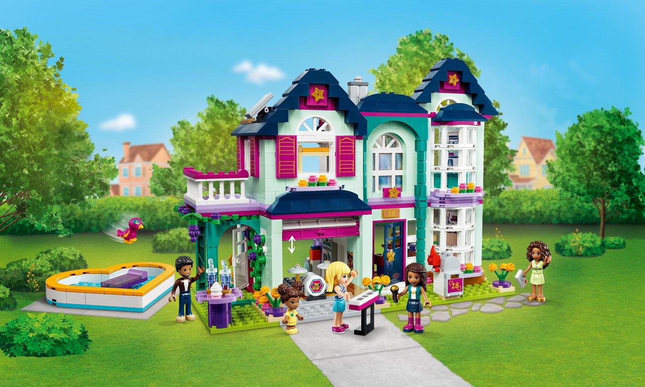 LEGO Friends Dom rodzinny Andrei