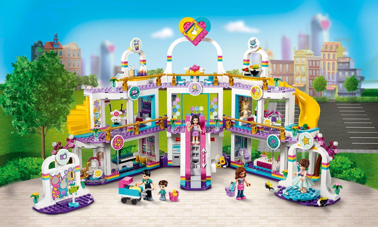 LEGO Friends Centrum handlowe w Heartlake City