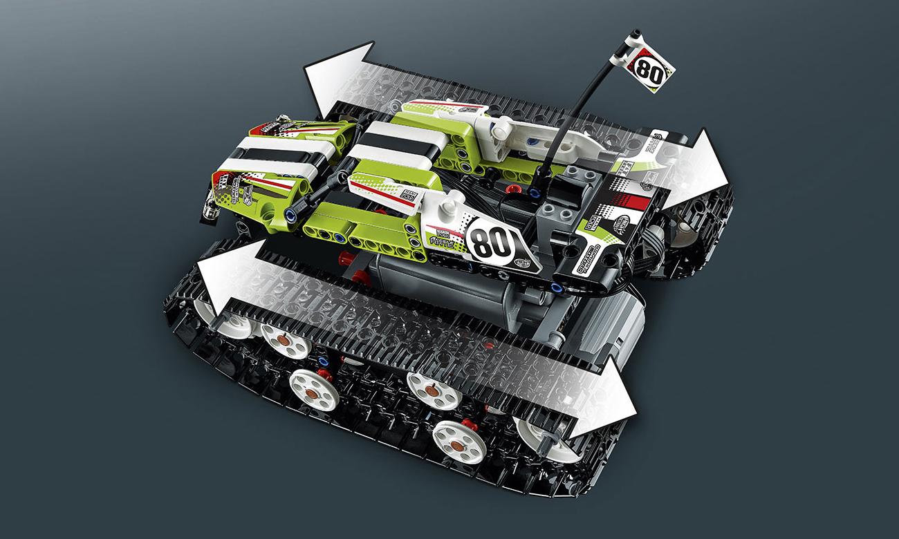 Lego zdalne sterowanie 42065