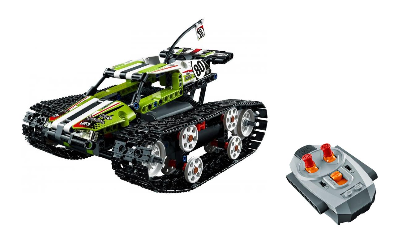 lego wyścigówka gąsienicowa 42065