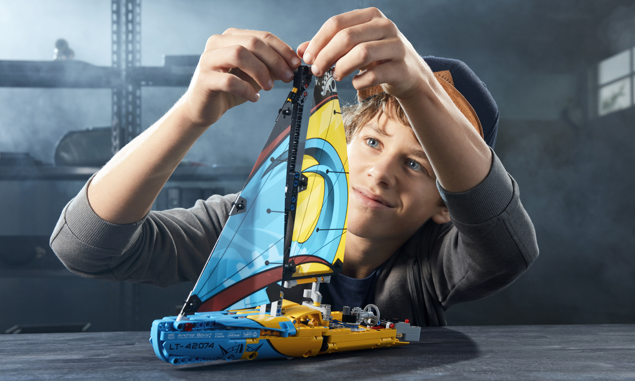 LEGO® Technic statek