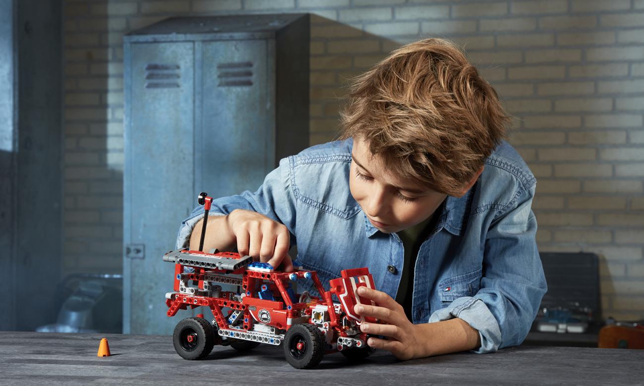 LEGO® Technic straż pożarna