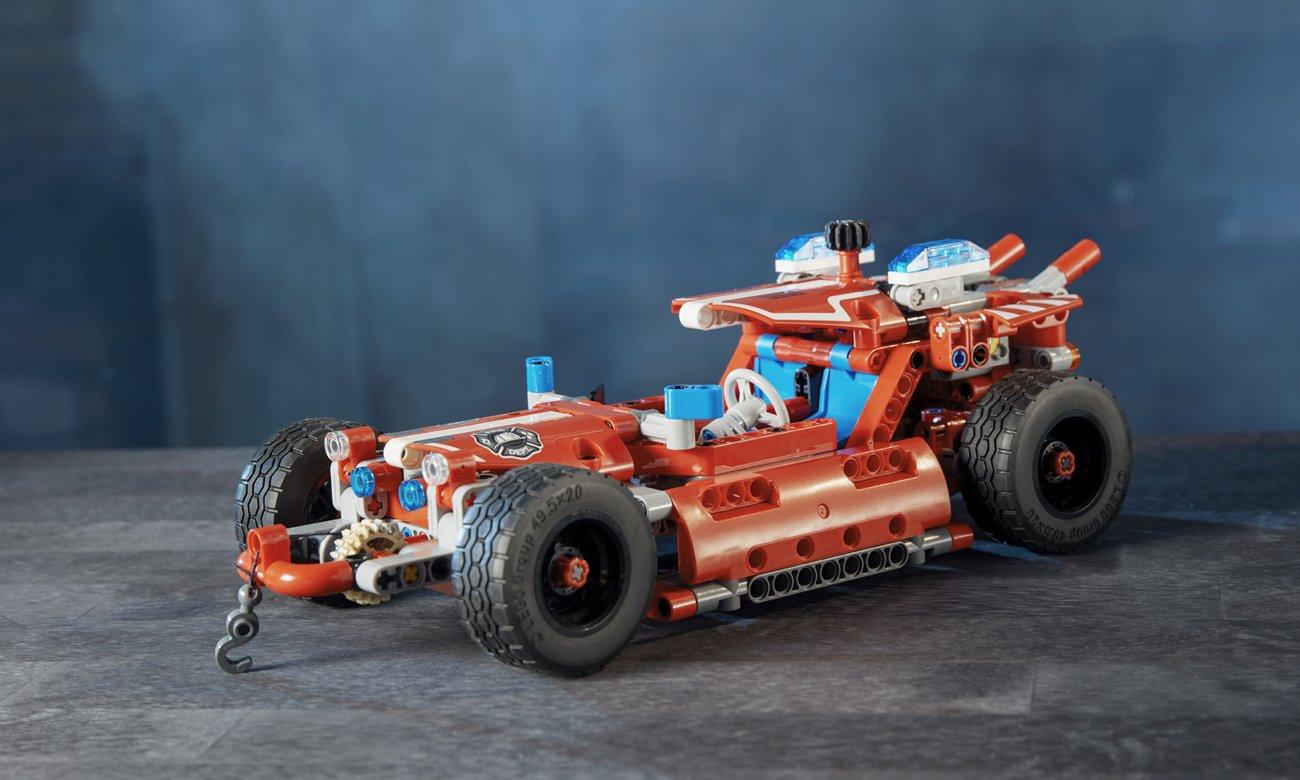 LEGO® Technic samochód strażacki