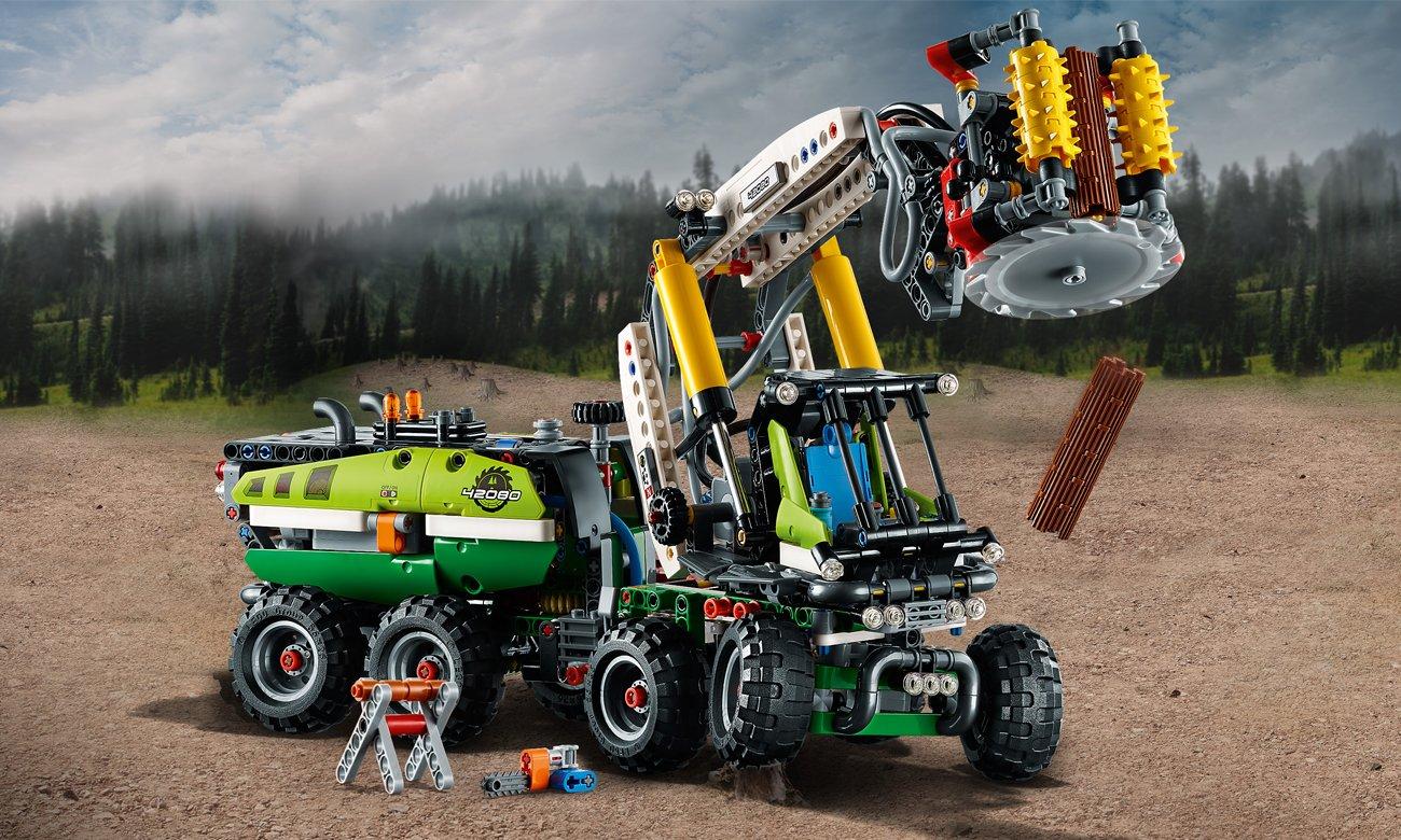 LEGO Technic Maszyna leśna
