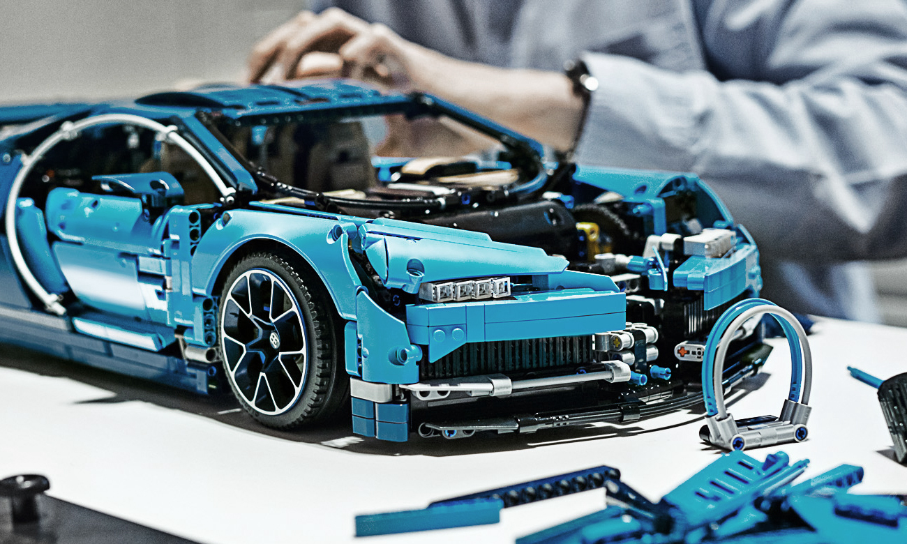 LEGO® TECHNIC™ Bugatti Chiron