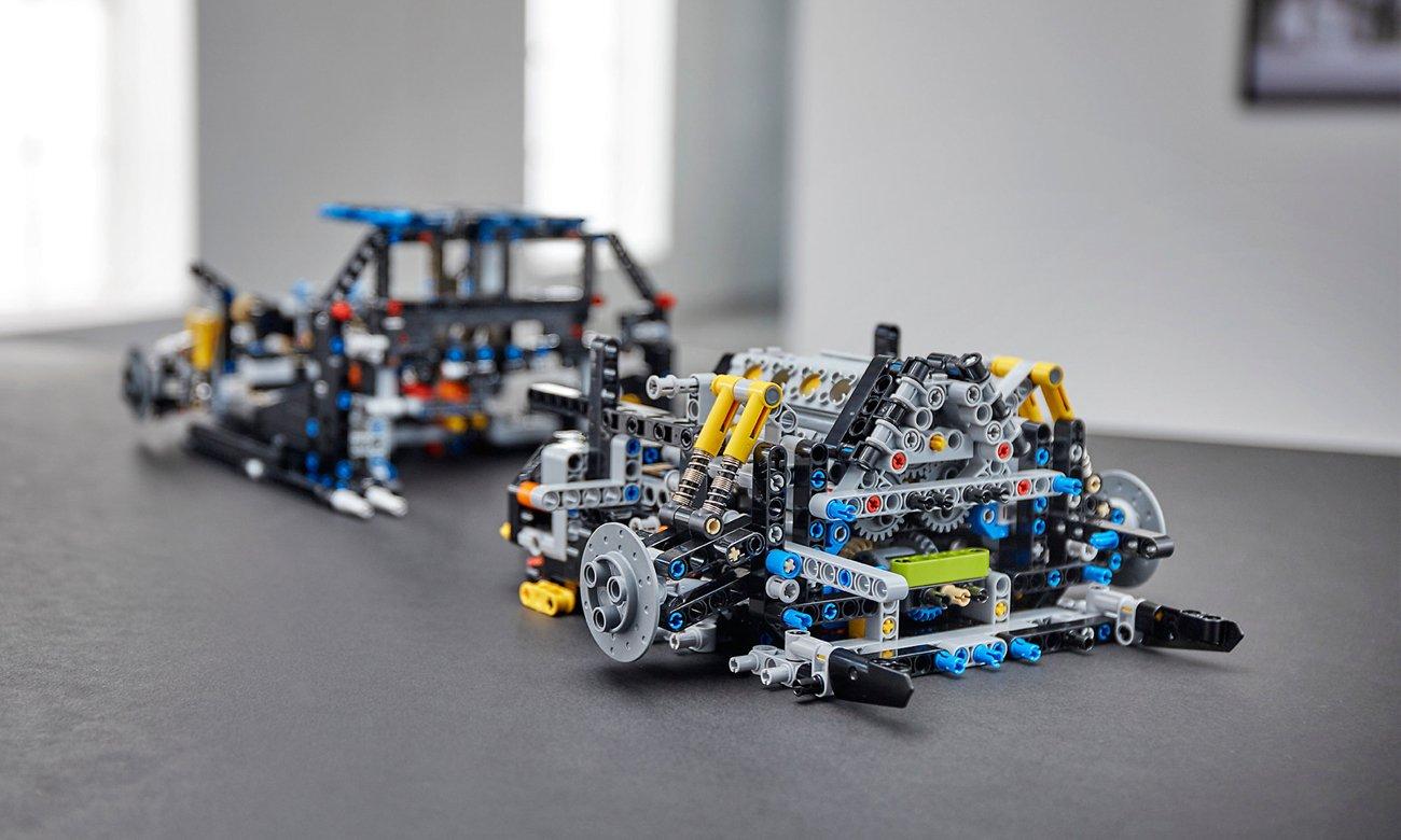 lego technic model Bugatti