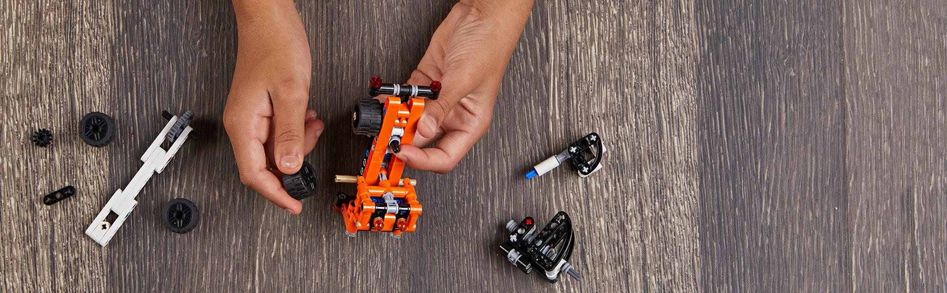 Dzieci odkryją zasady inżynierii