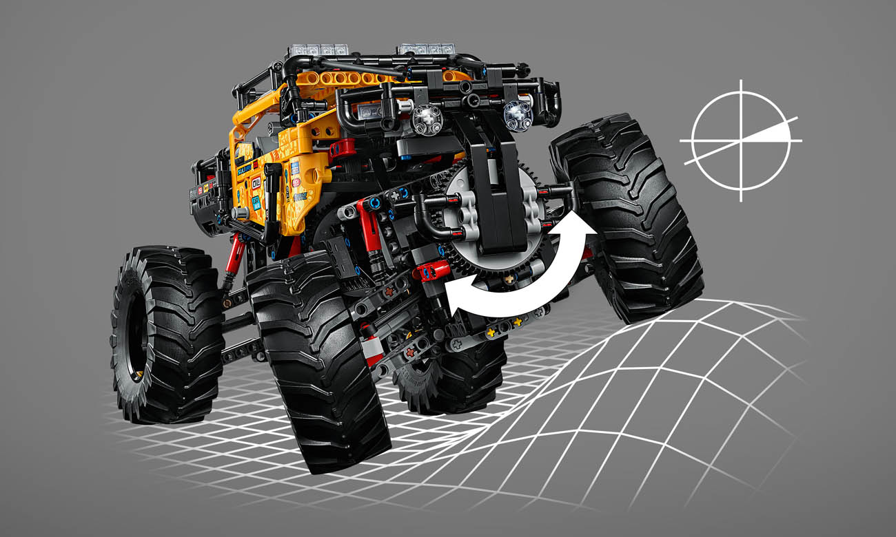 LEGO Technic Ekstremalna terenówka 42099