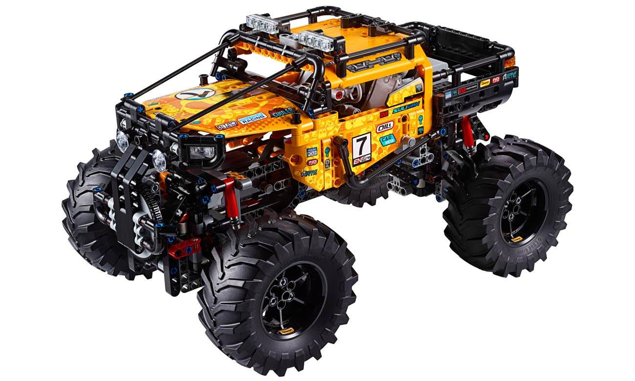 LEGO® Technic Ekstremalna terenówka 42099