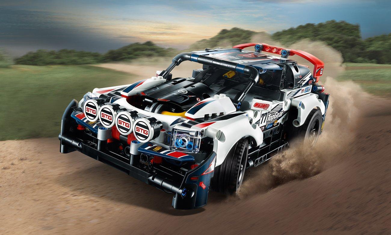LEGO Technic Auto wyścigowe Top Gear