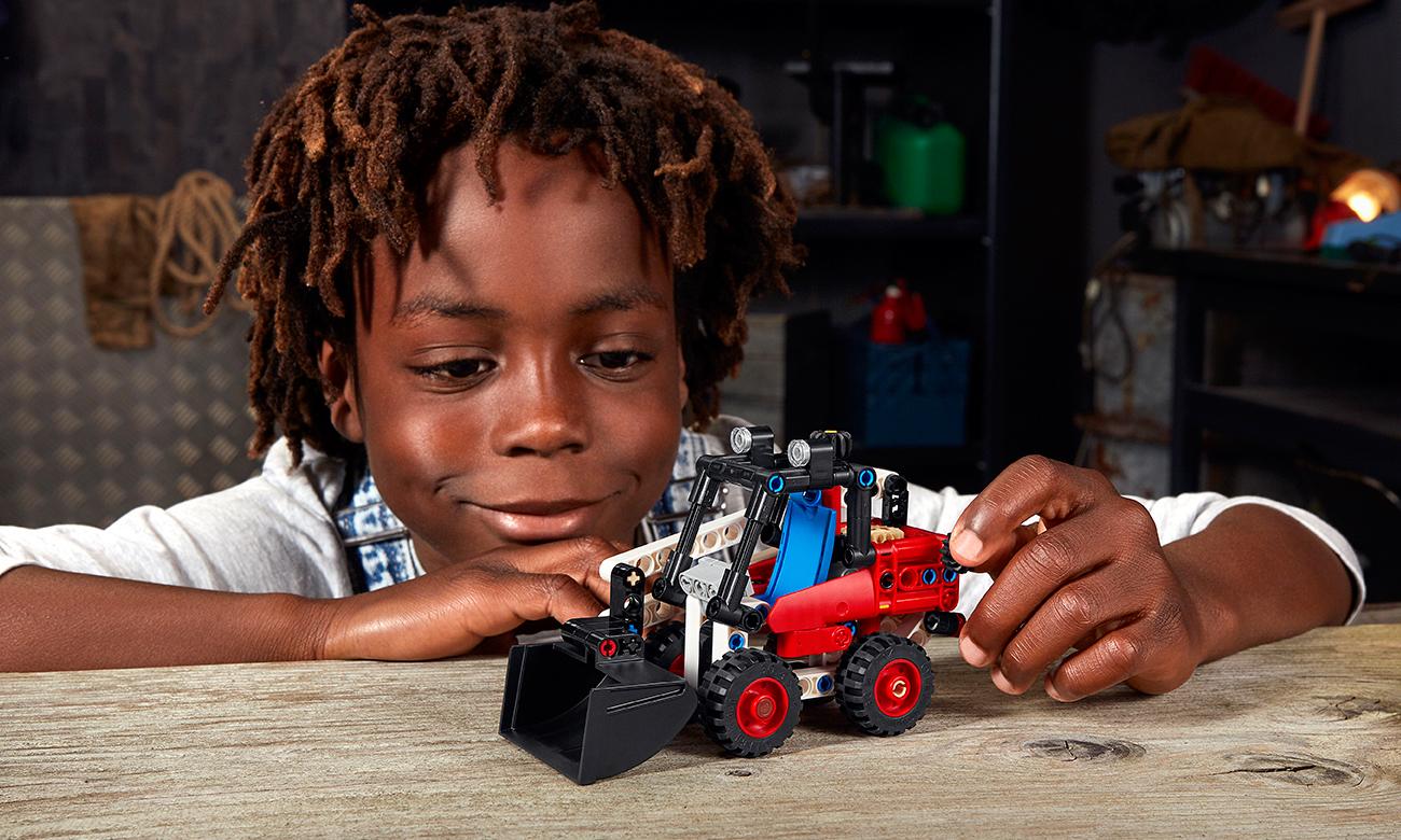 lego technic mały pojazd