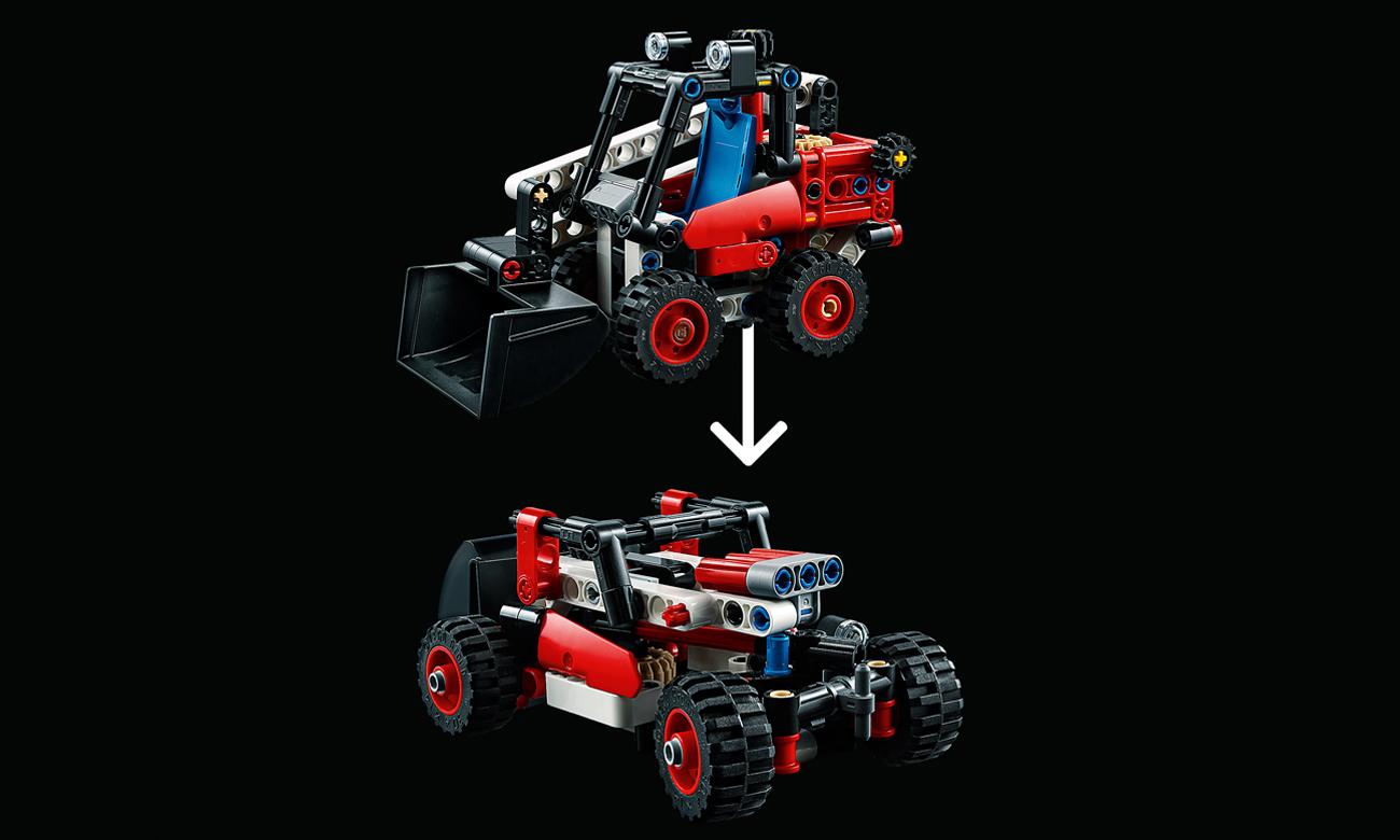 lego model 2 w 1