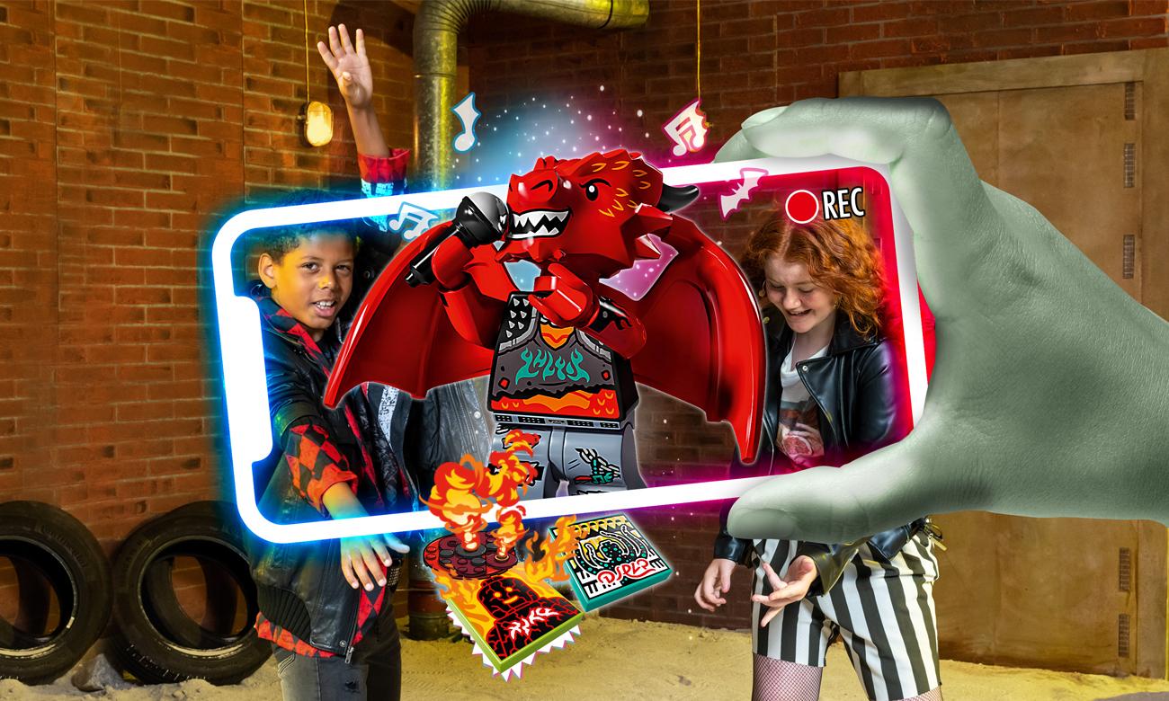 LEGO VIDIYO Metal Dragon BeatBox