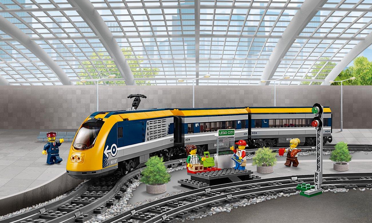 LEGO City Pociąg pasażerski