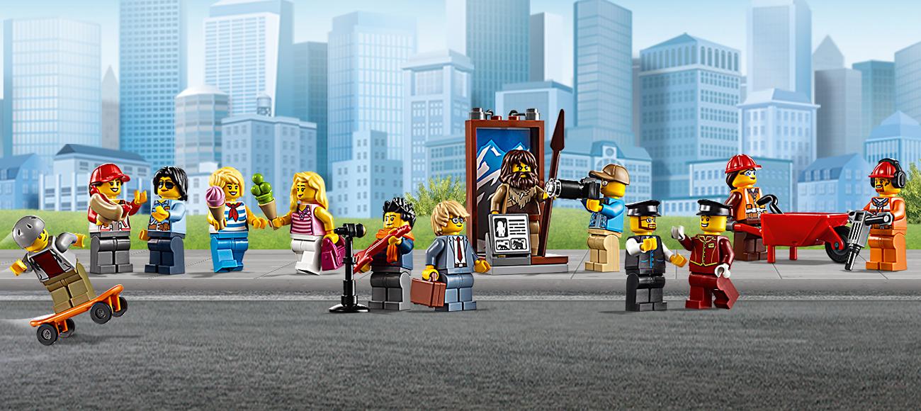 Lego City Stolica Klocki Lego Sklep Internetowy Alto