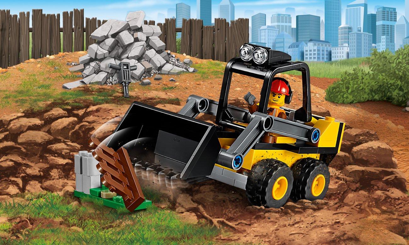 LEGO City Koparka