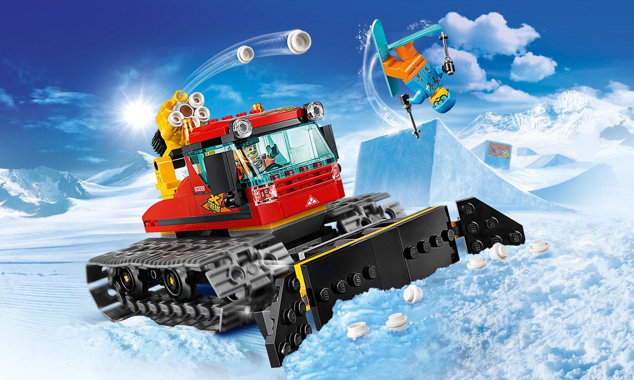 LEGO City Pług gąsienicowy