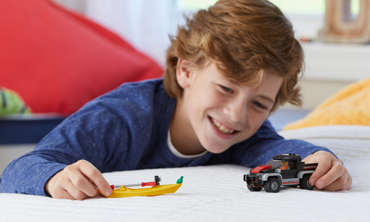 zestaw lego city koparka