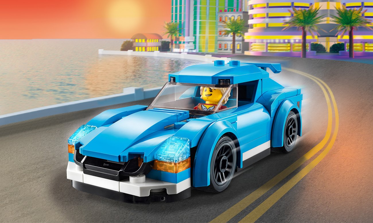 LEGO City Samochód sportowy