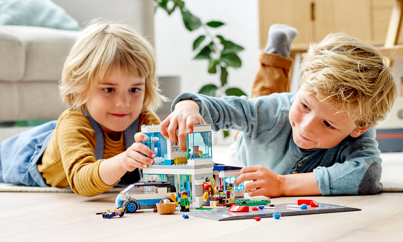 zestaw lego city