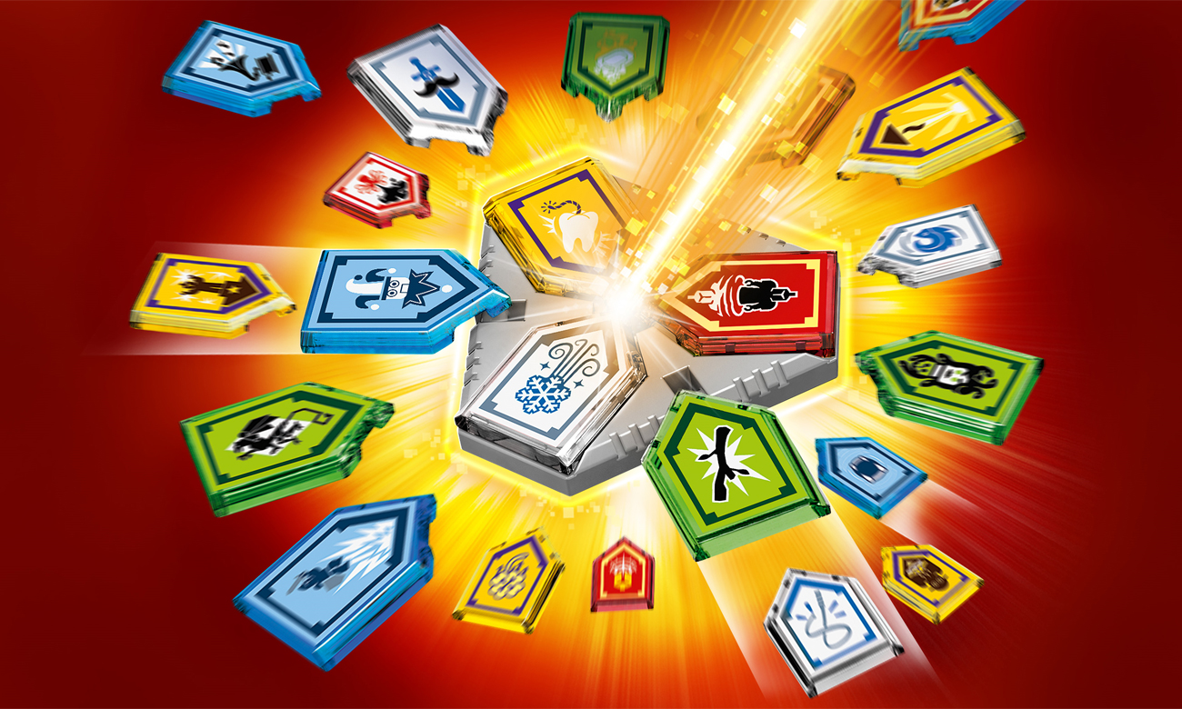 LEGO Nexo Knights Combo Moce NEXO fala 2