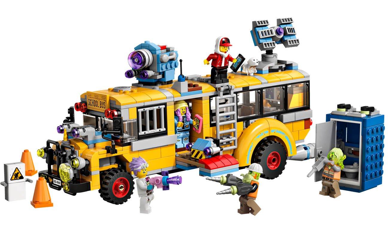 LEGO® Hidden Side™ 70423 Autobus Duchozwalczacz 3000