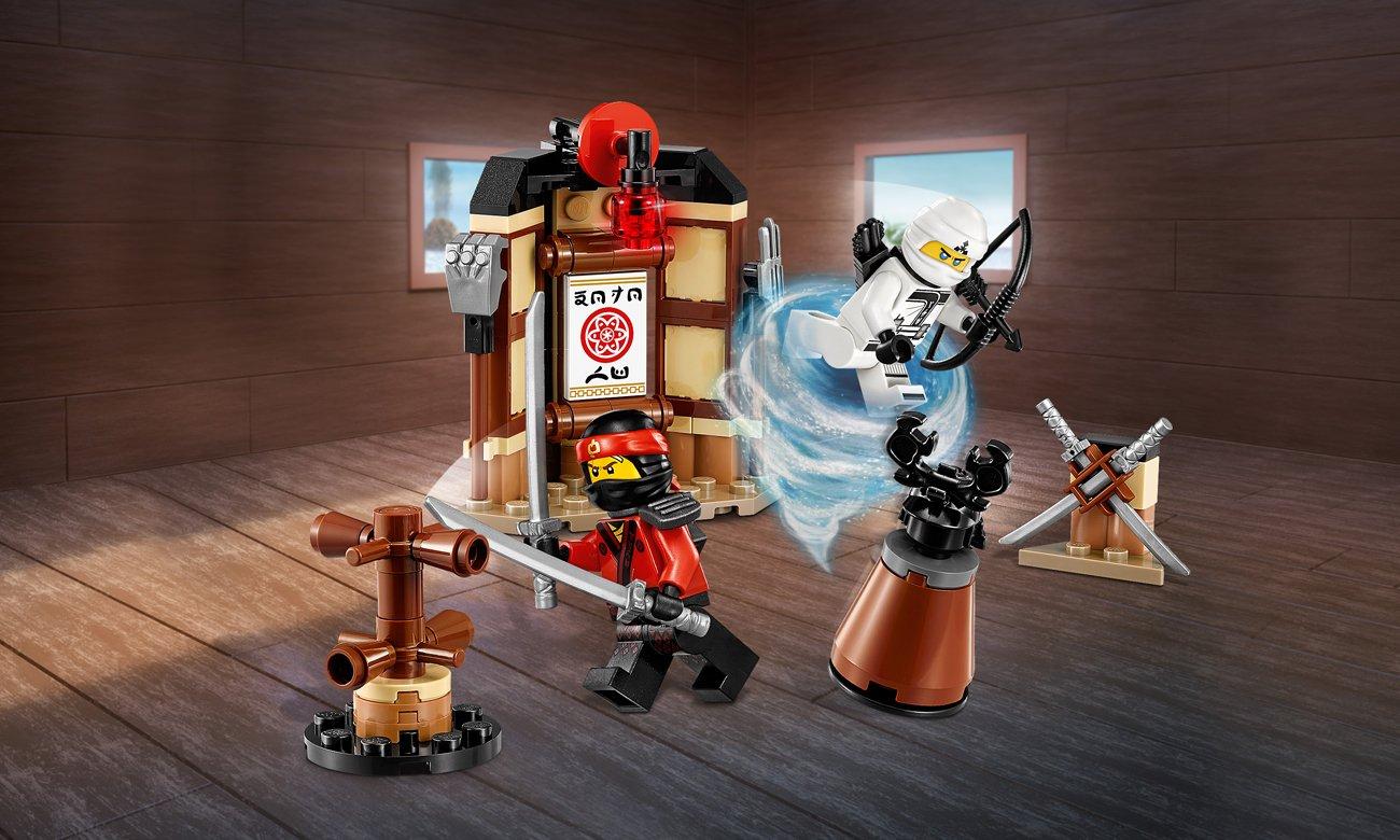 LEGO® NINJAGO® Movie Szkolenie Spinjitzu