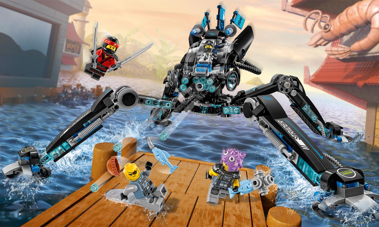 LEGO NINJAGO Movie Nartnik