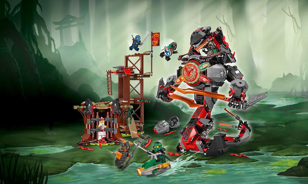 LEGO Ninjago Świt Żelaznego Fatum