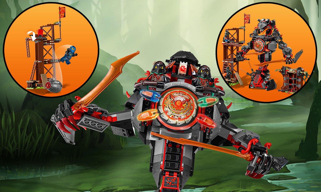 zestaw lego ninjago